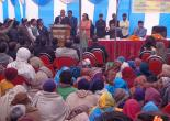 Hon'ble Executive Chairman addressing common masses during Legal Literacy Camp in District-Haridwar.JPG