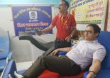 Blood Donation Camp organised by DLSAs